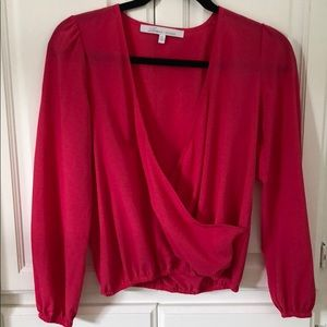 Lovers + Friends Lovely blouse XS